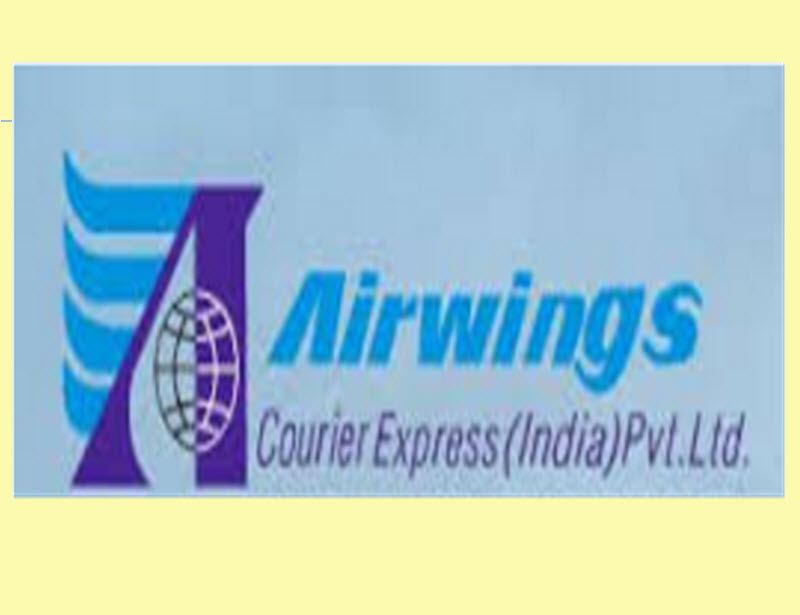Airwings Courier Tracking Status