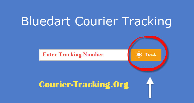 Bluedart Courier Tracking