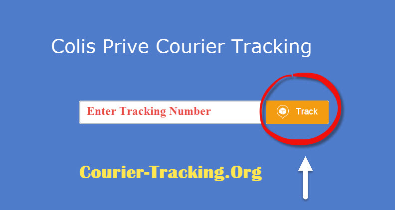 Colis Prive Courier Tracking