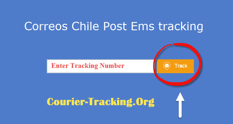 Correos Chile Post tracking