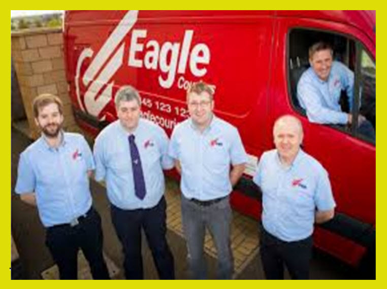 Eagle Courier Tracking Status