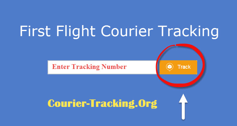 First Flight Courier Tracking