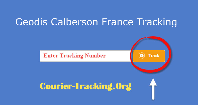 Geodis Calberson Tracking