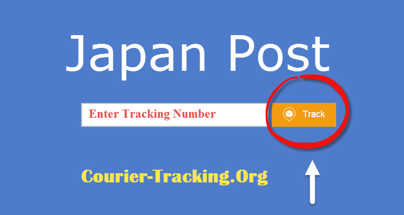 Japan Post Tracking