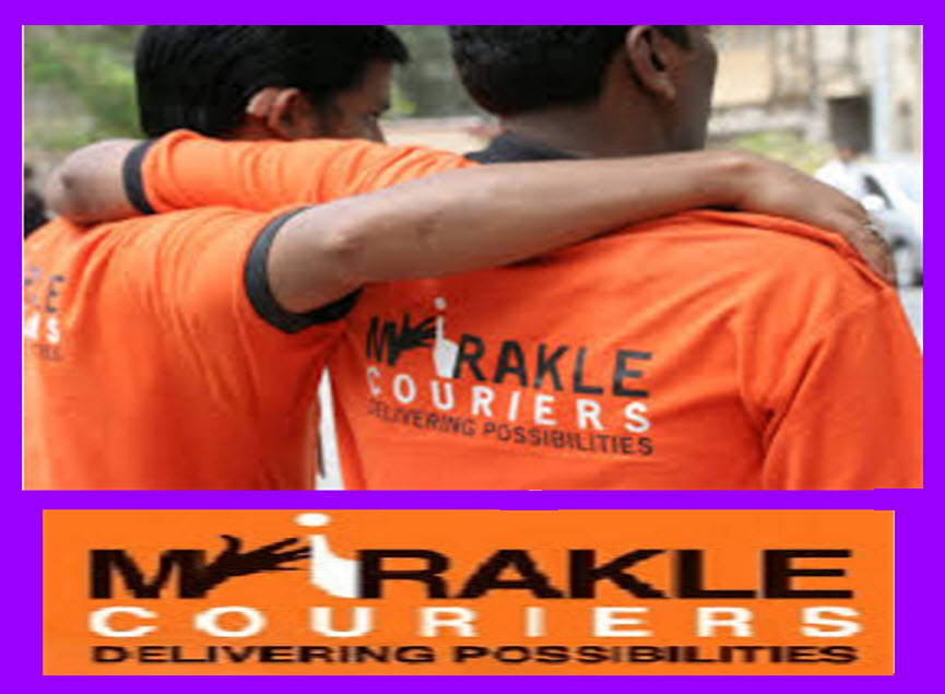 Mirakle Courier Tracking Status