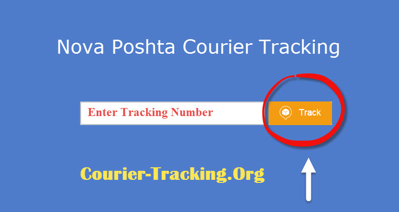 Nova Poshta Courier Tracking
