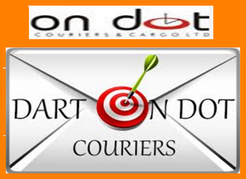 Ondot Courier Tracking Status