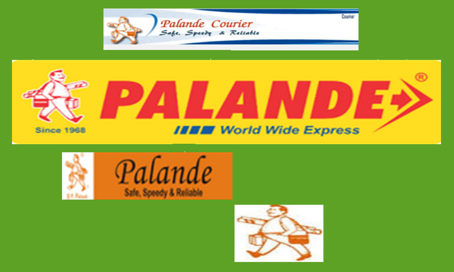 Palande Courier Tracking Status