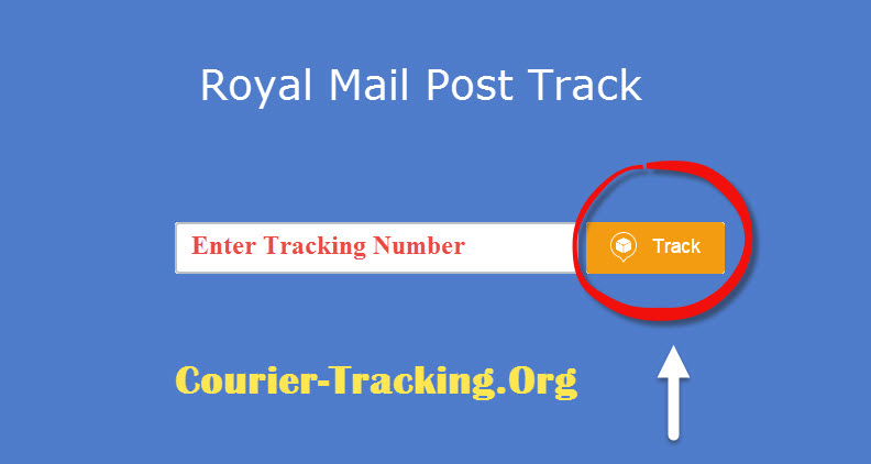 Royal Mail Post Tracking