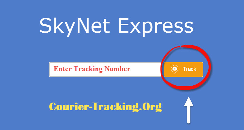 SkyNet Express Courier Tracking