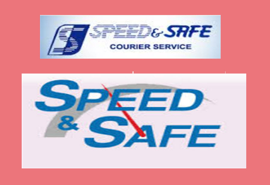 Speed and Safe Courier Tracking