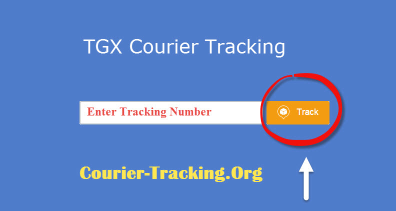 TGX Courier Tracking