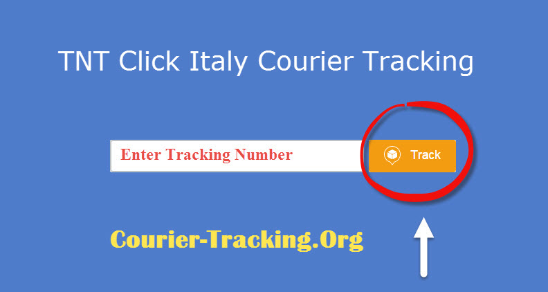 TNT Click Italy Courier Tracking