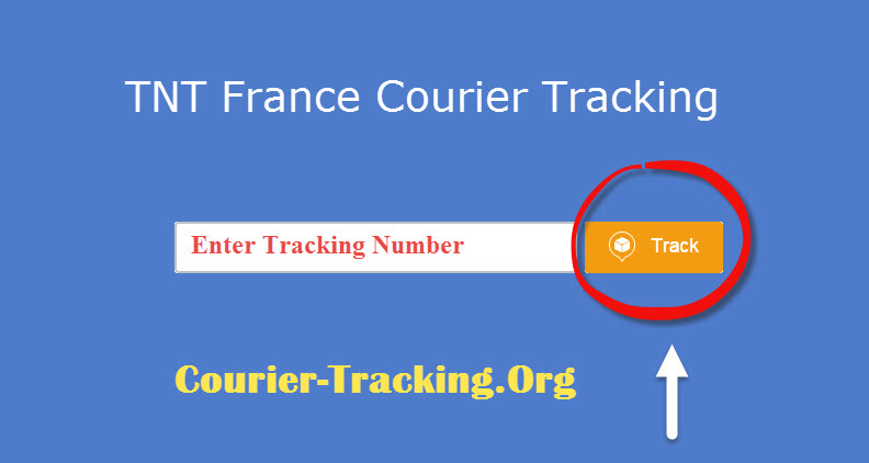 TNT France Courier Tracking