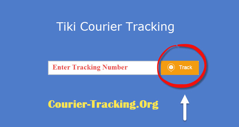 Tiki Courier Tracking
